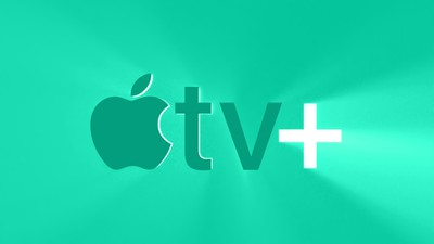 Apple TV Ray Light teal