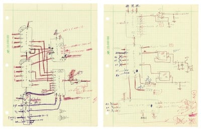 steve wozniak schematics apple ii