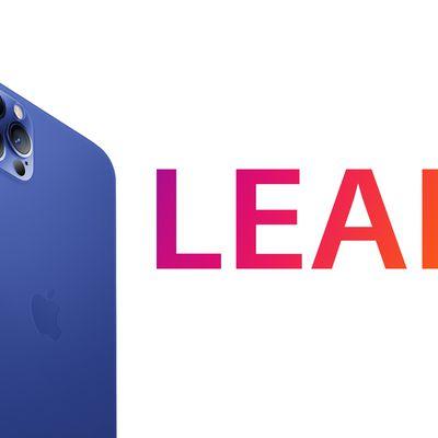 iPhone 12 Leak Article 2