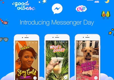 FB messenger day