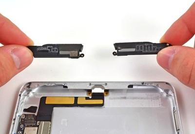 ipad mini speakers teardown
