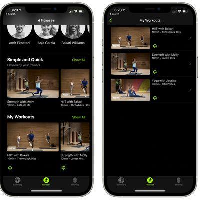 fitness plus download offline