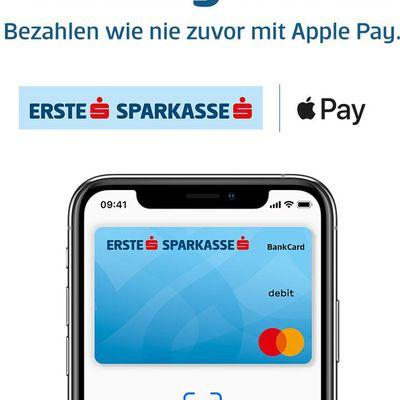 erste apple pay