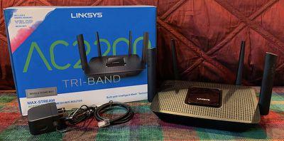 linksys mr8300 box