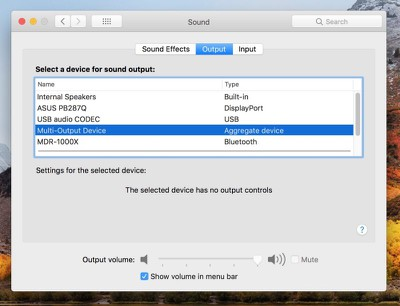 how to share mac audio between two pairs bluetooth headphones05