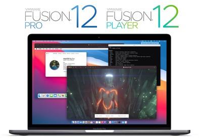 vmware fusion 12 pro player