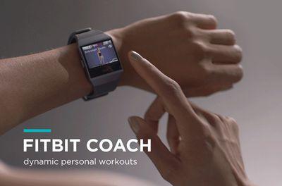 fitbit coach 1