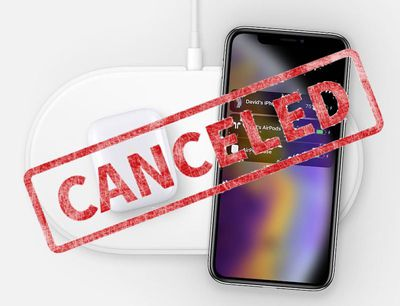 airpower iphone xs canceled