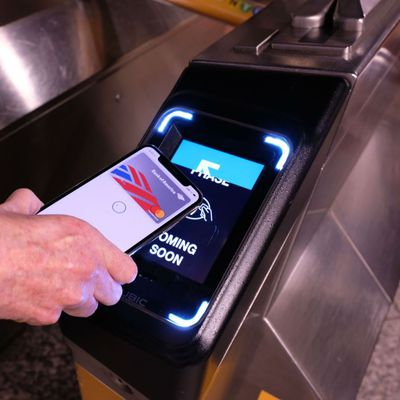apple pay london underground