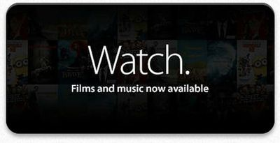 itunes store movies watch