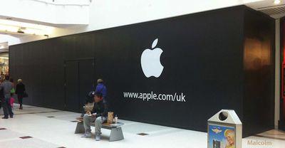 apple store braehead