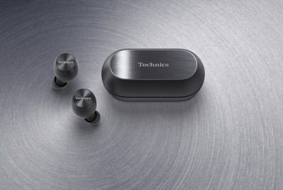 technics wireless earphones anc