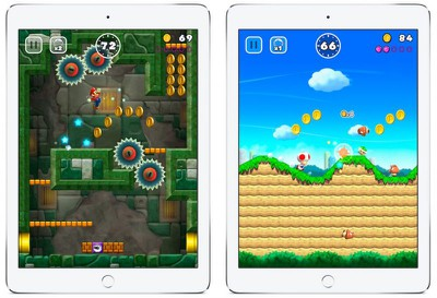 super mario run ipad