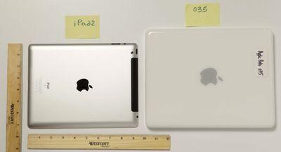 ipad prototype comparison back