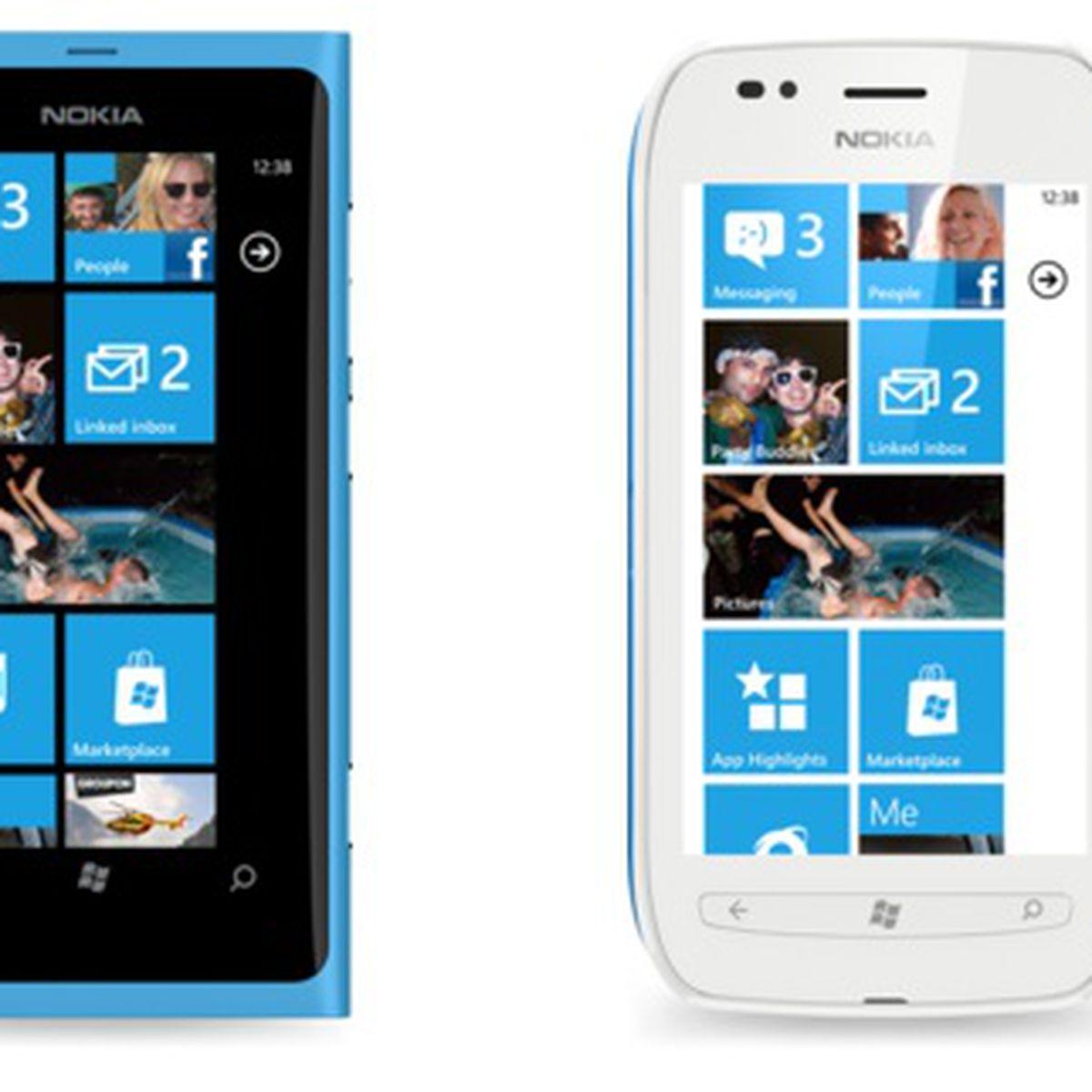 Update nokia lumia 800