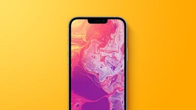 iphone 13 yellow