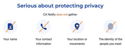 California's Exposure Notification System Rolling Out on iPhone Thursday
