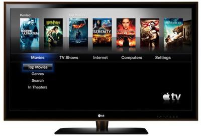 lg apple tv