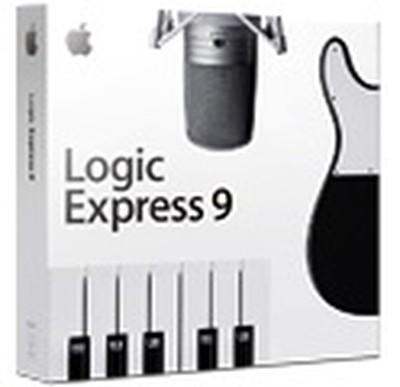 logic express 9 box