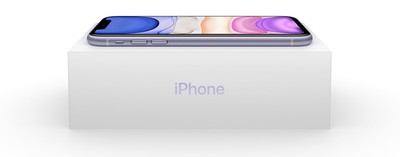 iphone 11 box