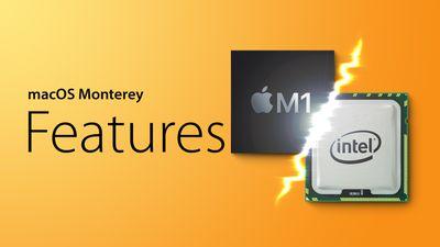 macOS M1 vs Intel Feature2