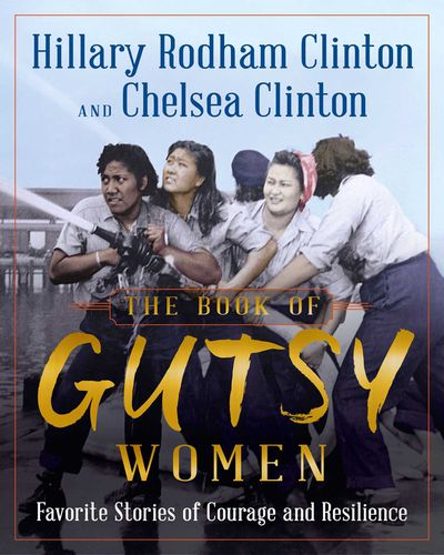 book of gutsy women hillary clinton