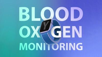 Apple Watch Blood Oxygen2 feature