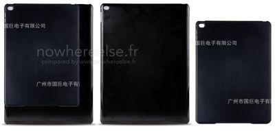 iPad Pro Case vs iPad Air 2