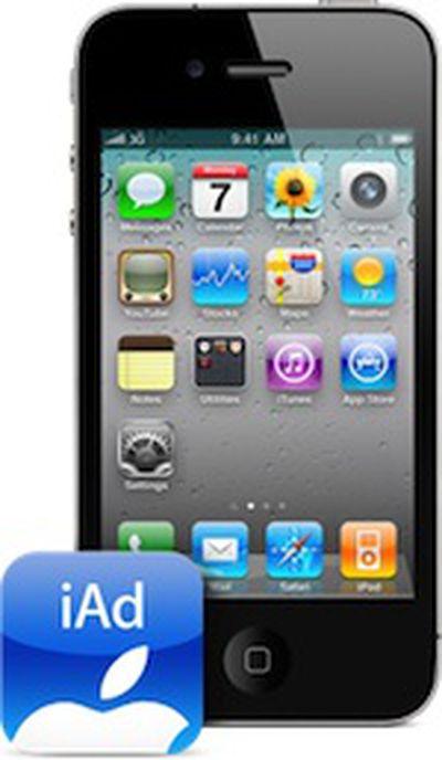 162737 iad and iphone 4