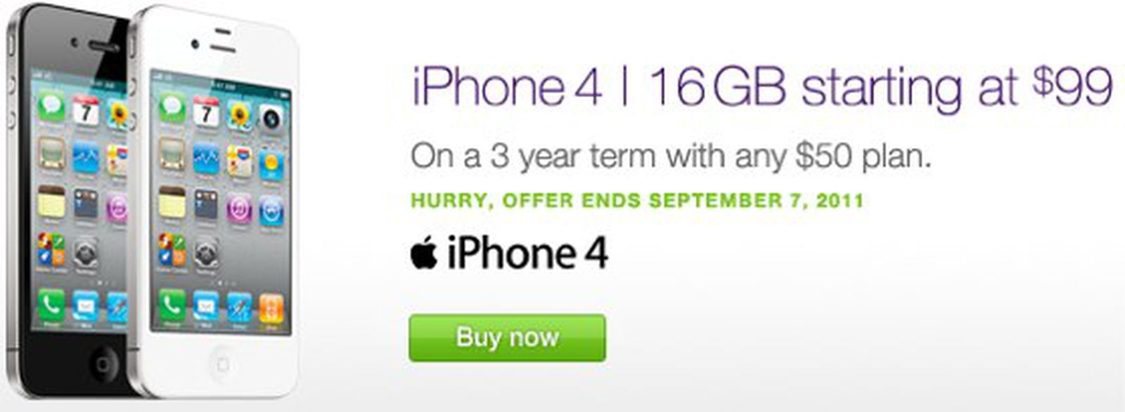 Iphone Price Cuts Free 3gs From Best Buy And 99 Iphone 4 From Telus Macrumors