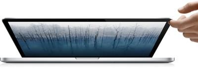 macbook pro retina hand