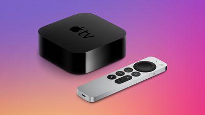 apple tv 4k design triad