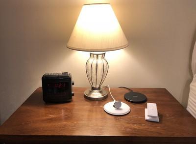 lutron caseta nightstand