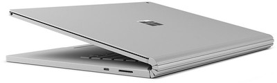 surface book 2 side view