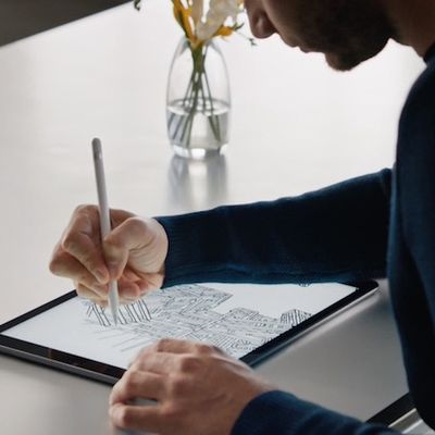 apple pencil video