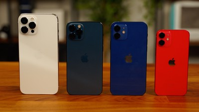 iphone 12 lineup all