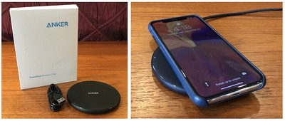 charger anker wireless 5 pad