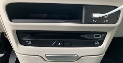 pacifica front usb ports