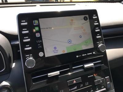 2019 avalon carplay maps