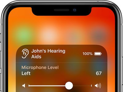 made for iphone hearing aid