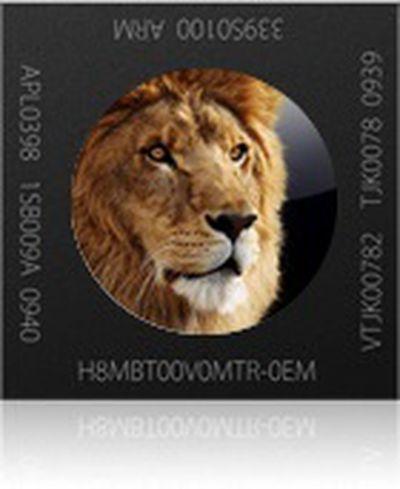 apple arm chip lion
