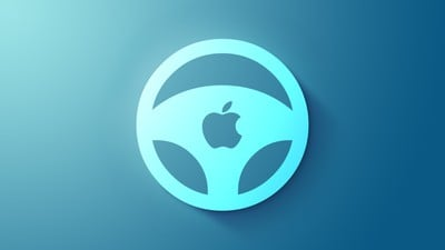 Apple car wheel icon feature blue