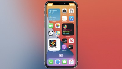 iOS 14 Announced With All-New Home Screen Design Featuring Widgets, App Library, and More
