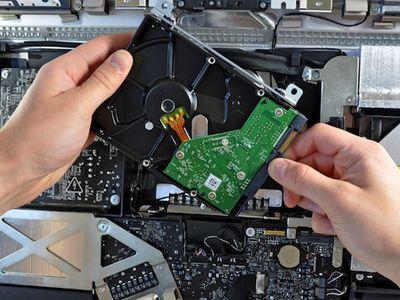 imac 2011 hard drive