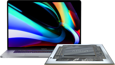 macbook pro amd