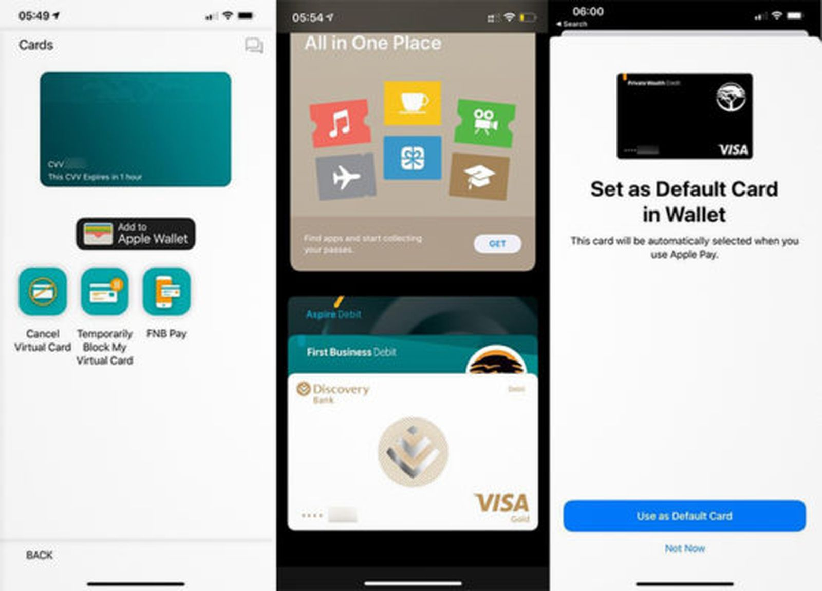 Apple Pay Support Comes to FNB Customers in South Africa