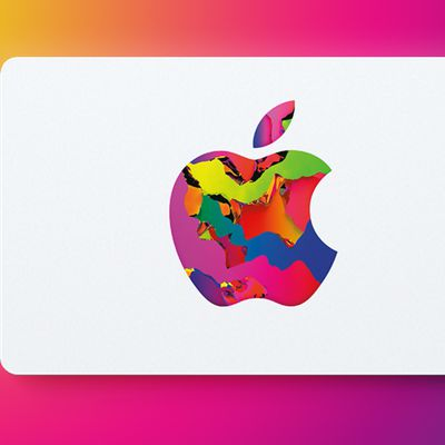 Apple Giftcard Feature