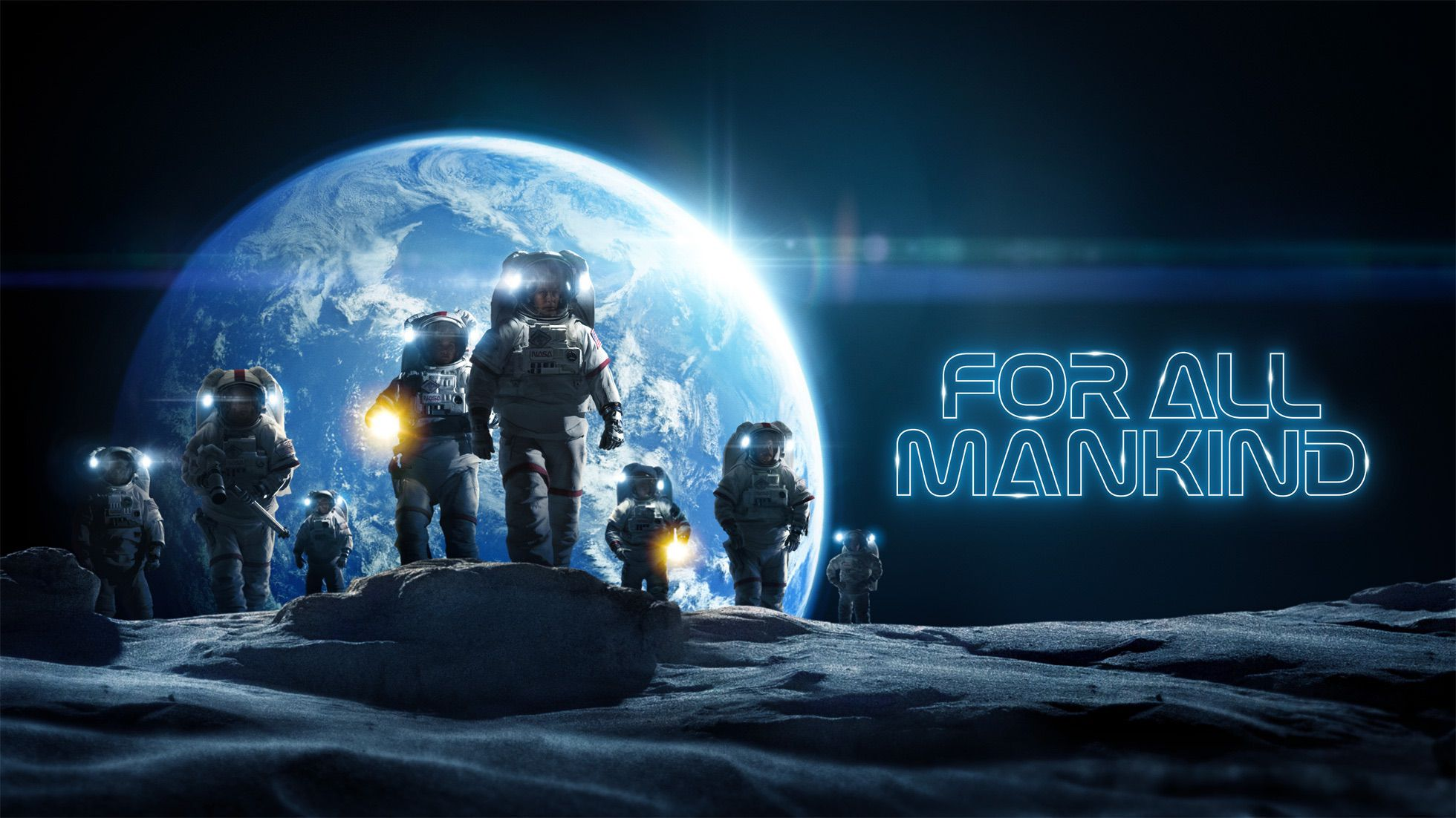 Apple Shares Trailer for Second Season of 'For All Mankind'