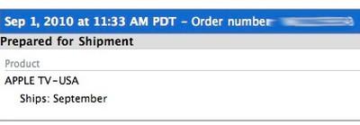 221822 apple tv 2010 shipment prepared