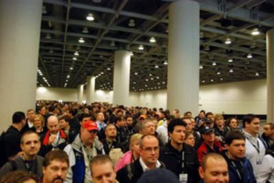 crowdline